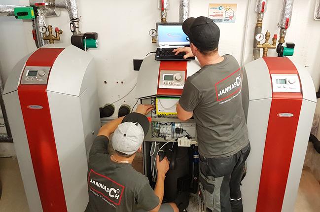 Sie sind Anlagenmechaniker (Heizung-, Sanitär- und Klimatechnik) oder Heizungsmonteur? Wir müssen uns kennen lernen!